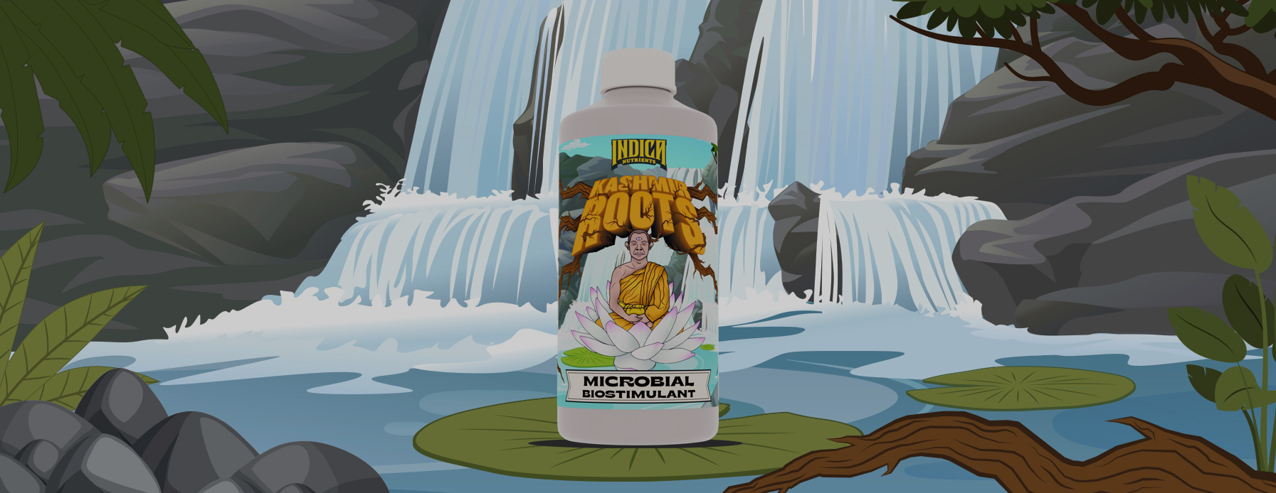 POWERFUL MICROBIAL STIMULANT